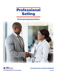 Rubric: Professional Selling (Download)