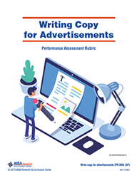 Rubric: Writing Copy for Advertisements (Download)
